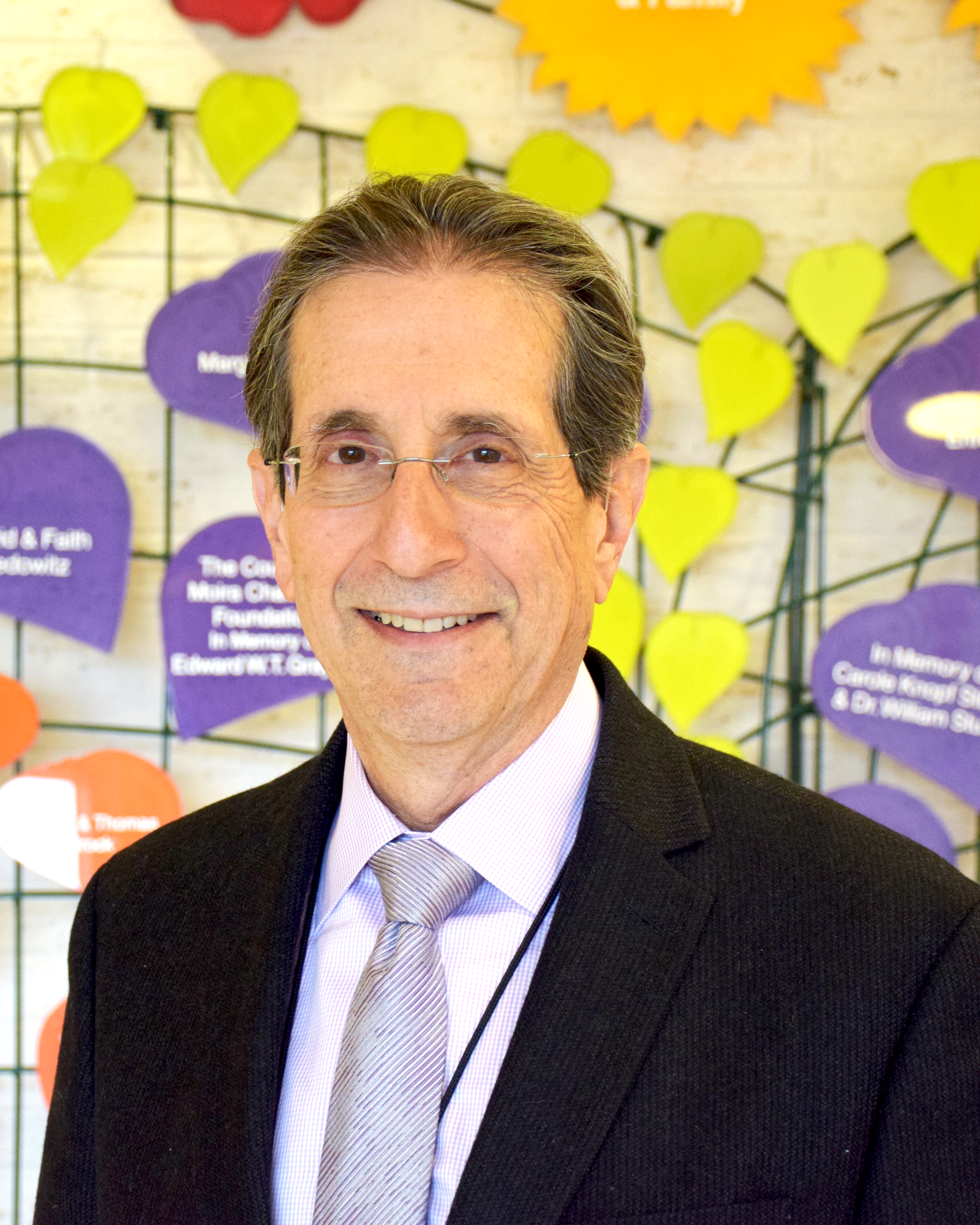 Blythedale's Chief of Neurology, Dr  Jay E  Selman, Talks Brain