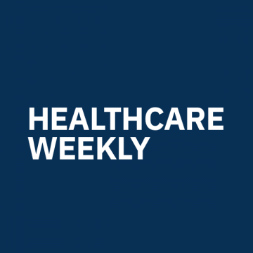 Blythedale's Assistive Technology Program Featured on Healthcare Weekly Podcast