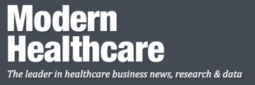 Larry Levine, Blythedale President & CEO, Interviewed for Modern Healthcare