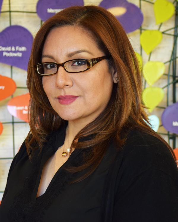 Ruth Alejandro, M.D., F.A.A.P.M.R., Pediatric Physiatrist