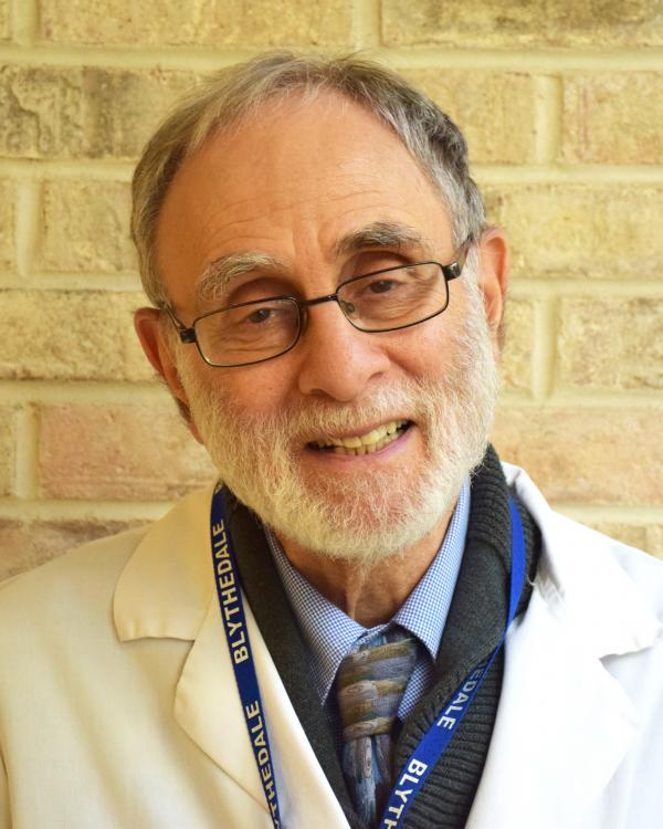 Richard Borkow, M.D., Pediatric Physiatrist