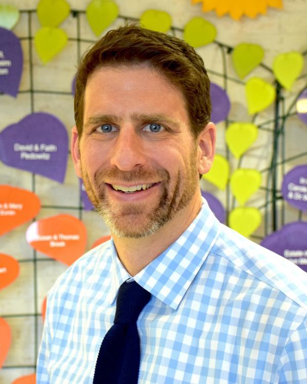 Jason B. Carmel, M.D., Ph.D., Pediatric Neurologist