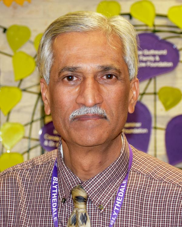 Mohammad Chhipa, M.D., F.A.A.P., Pediatrician