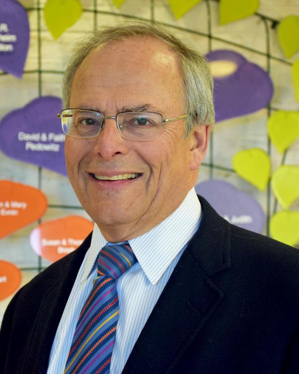 Michael Gewitz, M.D., Pediatric Cardiologist
