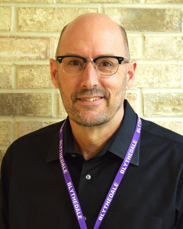 Glen Prusky, Ph.D., Director of Vision Recovery
