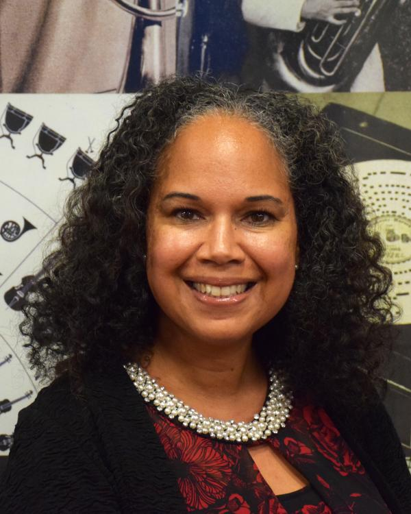Griselda Reyes, Principal, Mt. Pleasant-Blythedale Union Free School District
