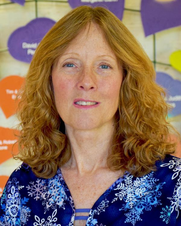 Linda Schendel, R.N., M.S.N., W.C.C., Charge Nurse, Wound Care Specialist