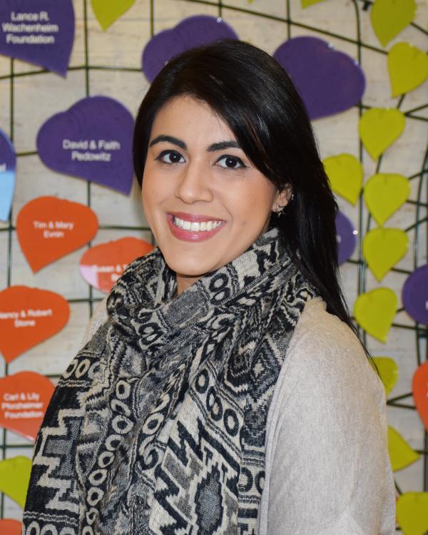 Lindsey Echevarria, Administrative Coordinator