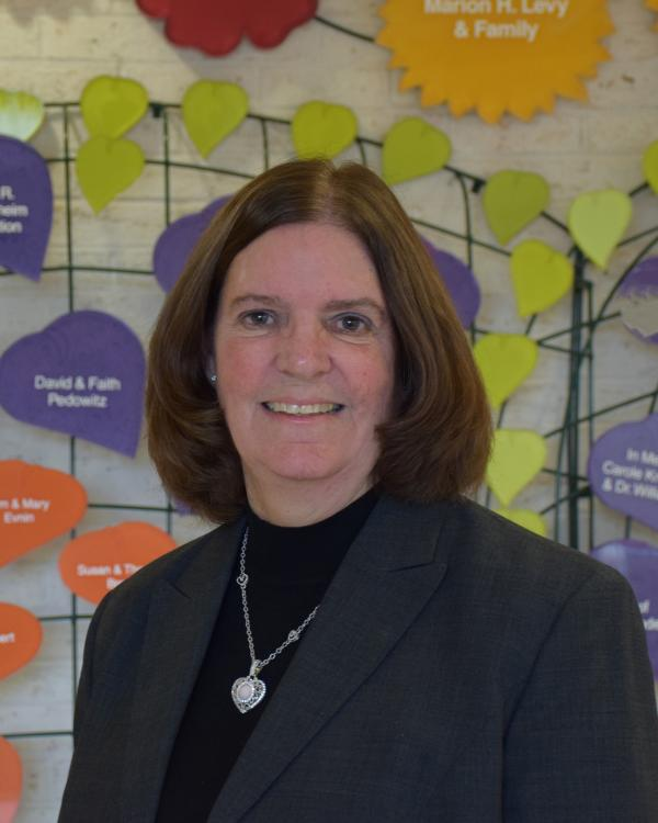 Maureen Desimone, R.N., M.S.N., L.N.H.A., Senior Vice President, Chief Administrative Officer and Long Term Care Administrator