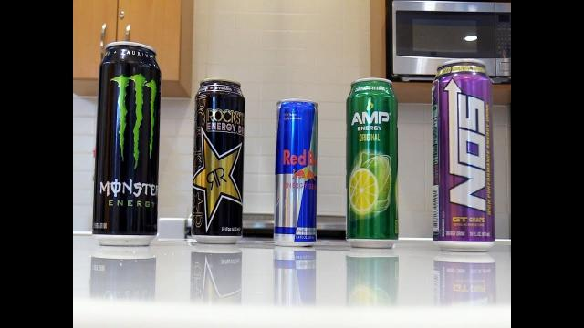 Chew on this..Could Energy Drinks Be Health Hazards?