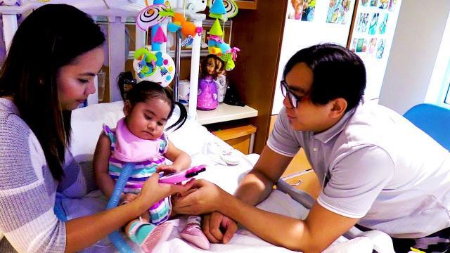 Marvelous Mirela: Thriving in The Steven & Alexandra Cohen Pediatric LTC Pavilion
